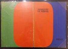 Ellsworth Kelly Lithographie originale Couverture Derrière le Miroir n°149 1964