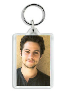 Dylan O'Brien (Teen Wolf, The Maze Runner) Keyring / Bag Tag *Great Gift*