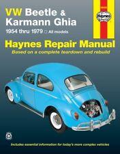 Repair Manual Haynes 96008 fits 54-79 VW Beetle
