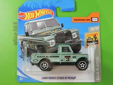Hot Wheels 2020 - Land Rover Series III Pickup - Baja Blazers - 3 - Nuevo En Ovp