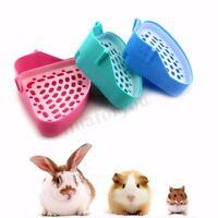 Small Animal Pet Toilet Corner Litter Tray For Pan Hamster Pig Cat Rabbit Pee