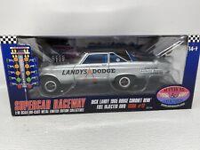 1/18 Highway SuperCar 1965 Dodge Coronet Injected Hemi Dick Landy 50799
