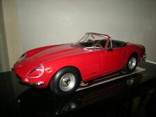 1:18 KK-Modell Ferrari 275 GTS/4 NART mit Speichenfelgen 1967 rot/red  OVP