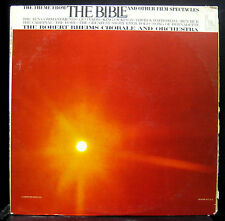Robert Rheims Chorale Theme From The Bible & Other Film Spectacles LP Mint- 1966
