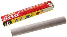 Saral Transfer paper - 12 Foot Rolls, Graphite, New, Free Shipping