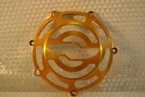 DUCATI COVER FRIZIONE ALLUMINIO/CLUTCH COVER DUCATI  CNC MODEL