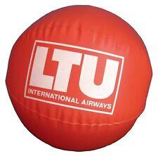 Wasserball Wasserspielzeug Neu & OVP LTU International Airways Rarität