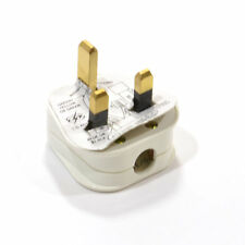 13A UK STANDARD MAIN PLUG 13 AMP AC FUSED MAIN 3 PIN HOUSEHOLD PLUG CE CERTIFIED