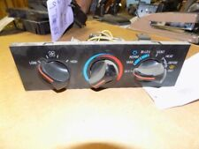 Temperature Control Without Rear Defrost With AC Fits 92-93 ACHIEVA 28496