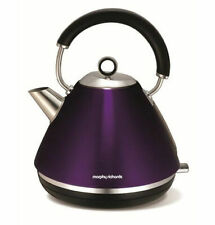 Morphy Richards Accents 1.5L Traditional Kettle - Plum (102020)