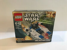 Lego Star Wars 75160 Microfighters U-Wing Neu OVP