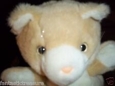CUTE RARE PLUSH DOLL FIGURE LILLIAN VERNON PROP HAND PUPPET SOFT KITTY CAT TOY