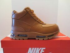 NIKE AIR MAX GOADOME ACG BOOTS BOOT 865031 208 sneaker shoe size 10.5 Tawny Gum