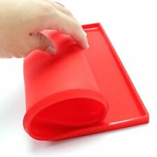 Big Baking Mat Pizza Pan Swiss Cake Roll Silicone Mat Chocolate Baking Tools