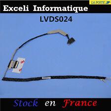 HP zbook 15 écran lcd led écran vidéo LVDS Câble dc02001mn00 730801-001