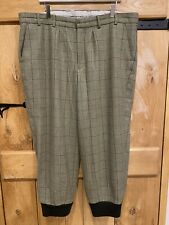 "SUPERB MENS BARBOUR SPORTING FELLMORE TWEED HUNTING SHOOTING BREEKS 42"" WAIST"