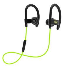 Ear Hook Wireless Bluetooth Headphone Stereo Bass Earphone Sport Headset Earbuds