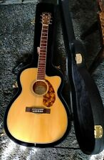 More details for fender pm-3 limited adirondack triple-0 rosewood electro acoustic guitar