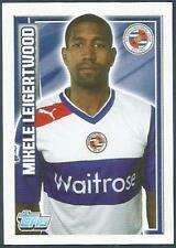 TOPPS 2012/13 PREMIER LEAGUE #217-READING-MIKELE LEIGERTWOOD