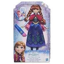 Disney Frozen Anna Magico Mantello Hasbro B6701