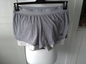 Ladies Adidas size 12/14 exercise shorts