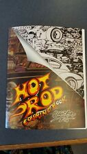 NEW Hot Rod Coloring Book Ford Chevy Muscle Car 1950's 1960's Mooneyes Art V8