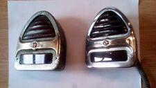 Pair of Joseph Lucas Pre-War Rolls-Royce & Bentley rear tail lights