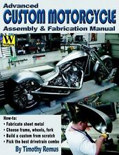 Advanced Custom Motorcycle Assembly & Fab