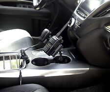 Cup Holder Mount With Mic Holder For Kenwood TH-F6 TH-D72A TH-D74A TH-K20A