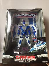 Hasbro Transformers Titanium SCOURGE Sweeps Decepticon NEW Die Cast MIB Mint G1