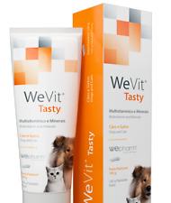 WEVIT TASTY supplement vitamines et mineraux chien et chat WEPHARM  100g