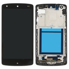 Original LCD Display+Touch Screen Digitizer Assembly For LG Google Nexus 5 Frame