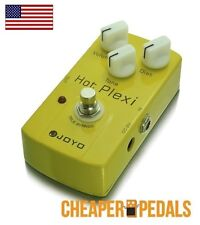 NEW JOYO HOT PLEXI JF-32 Marshall Effects Pedal *US Seller* FREE Shipping!