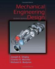 McGraw-Hill Series in Mechanical Engineering: Mechanical Engineering Design by R