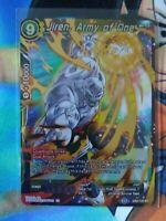 Dragon Ball Super TCG Jiren Army of One DB2-123 SR Divine Multiverse