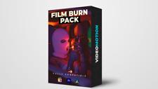 VIDEO MOTION - Film Burn Pack, Video Footages