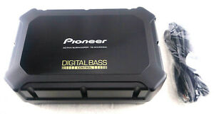 Pioneer TS-WX400DA Active Subwoofer *NO BOX - OWNER'S MANUAL - OR WIRE HARNESS*