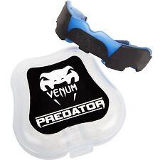 Venum Predator Mouthguard MMA Gum Shield - Blue/Black UFC Boxing Mouthguard