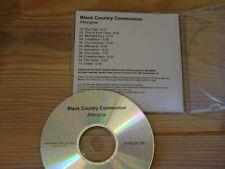 BLACK COUNTRY COMMUNION - AFTERGLOW / ADVANCE-ALBUM-CD 2012