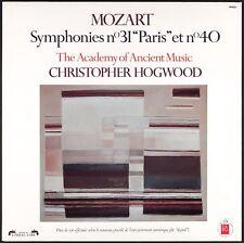 CHRISTOPHER HOGWOOD - Mozart - LP  Bang & Olufsen Digital