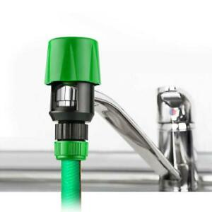 Kitchen Garden Hose Pipe Connector Rounds Square Mixer Multi Taps Adaptor Hot