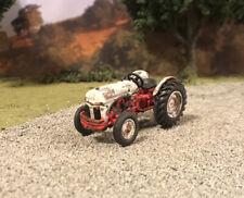 1947 Ford 8N Rusty Weathered Custom 1/64 Diecast Farm Tractor Barn Find Dirty