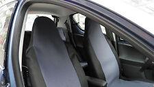 Sitzbezüg Schonbezüge Sitzschöner Grau - Schwarz neu für Toyota Aygo