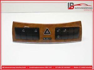 MERCEDES CLK (C209) 200 KOMPRESSOR Schalter Warnblinker ESP PDC OFF A2096890031