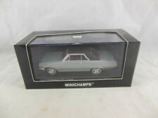 Minichamps 400 048020 1965 Opel Diplomat V8 Coupe in Silver Ltd Ed. 1:43 Scale