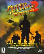 Jagged Alliance 2 Unfinished Business PC Games Windows classic computer strategy