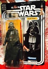 Star Wars The Black Series 40th Anniversary exclusive ANH Darth Vader DARK eyes