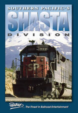 Southern Pacific's Shasta Division DVD NEW SP Valley & Black Butte Districts NEW