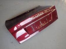Maserati Coupe 4200 GT M138 Rear Boot Bootlid J086