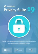 Steganos Privacy Suite 19 - 1 year licence full version E-mail delivery
